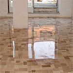 Levigatura pavimenti marmo granito