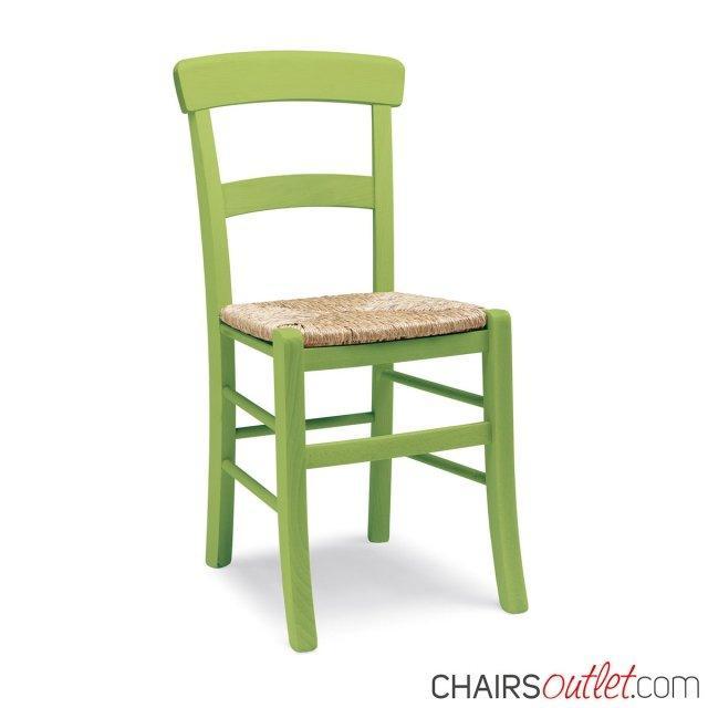 Orazio: sedia in legno - 82264 1