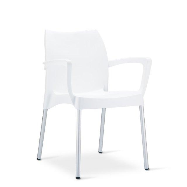 Lampone b: sedia outdoor 1