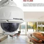 Ip Camera Wansview Megapixel 720p Da Esterno Sdcard Inclusa 8 Gbyte Ir Cut Onvif Nvr