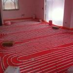 Impiantoi a pavimento radiante