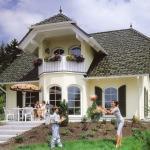 Case in legno ad alto risparmio energetico