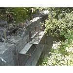 Muri contenimento in tufo