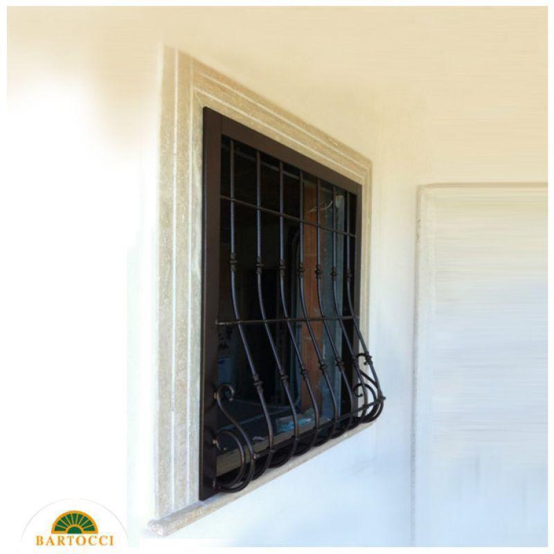 Grate pieghevoli per finestre Roma 2
