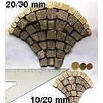 Tessere mosaico pietra