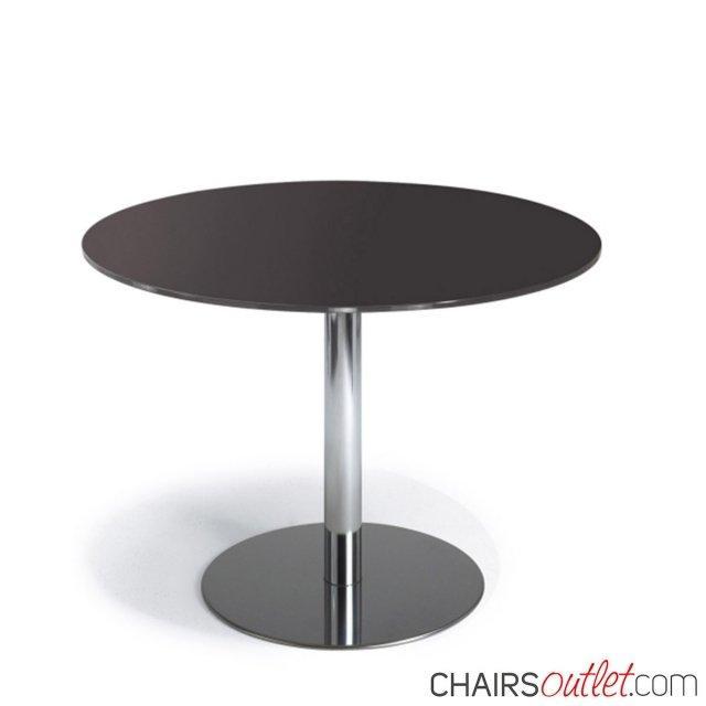 Moon: tavolo rotondo fisso 1