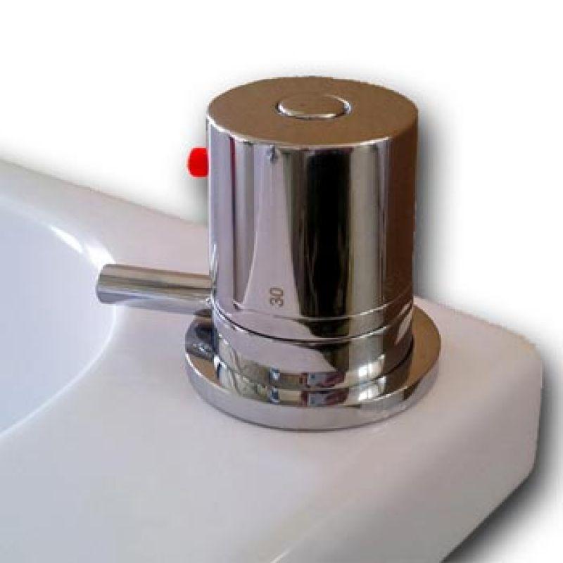 Miscelatore termostatico vasche con porta 1