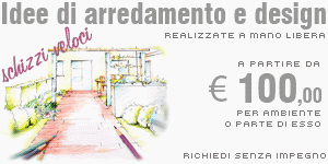 Progetto arredamento