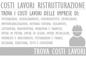 costi ristrutturazione