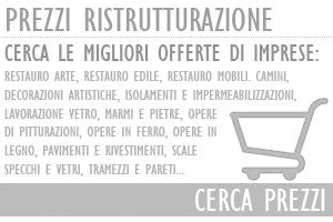 prezzi ristrutturazione