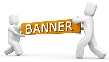Campagna banner per il Branding