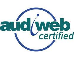 Traffico certificato da AUDIWEB