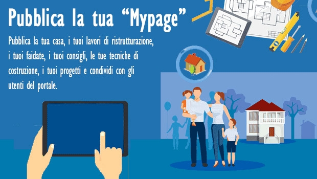 Crea la tua mypage su - Lavorincasa forum ...