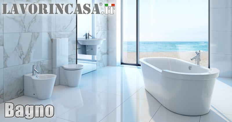 Bagno: sanitari e arredo bagno